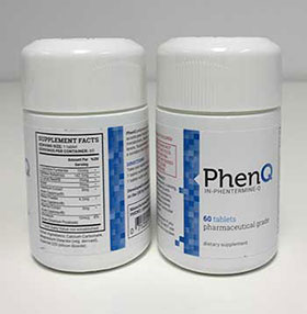 PhenQ label