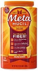 Metamucil Fiber