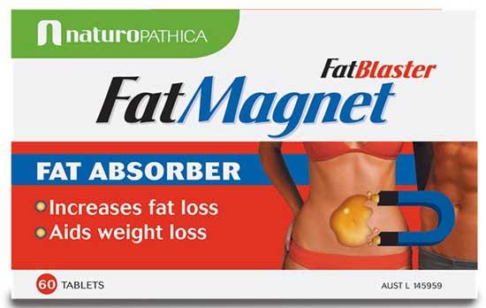 FatBlaster FatMagnet fat basorber