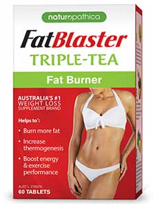 FatBlaster Triple Tea Fat Burner