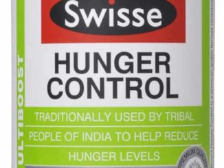 Swiss Hunger Control label
