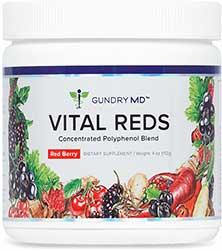Vital Reds Gundry MD