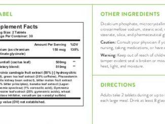 Fatfighter ingredients