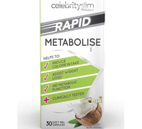 Celebrityslim Rapid Metabolise Review With Postives And Negatives