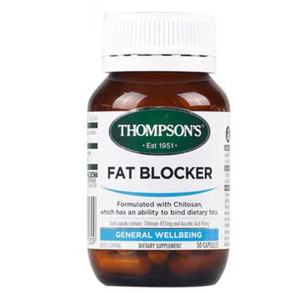 What Is Thompsons Fat Blocker and How Does It Work?