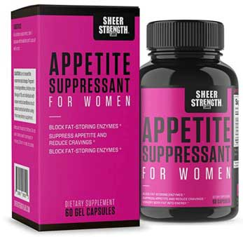 Sheer Appetite Suppressant for Women review