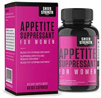 Appetite suppressant for women