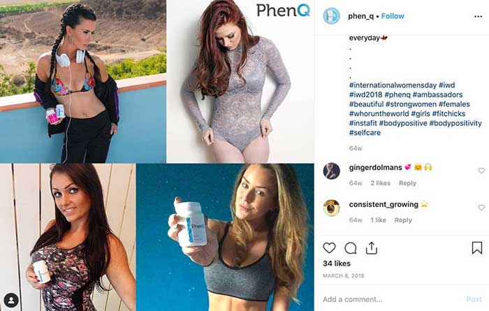 How people lose weight with PhenQ diet pills