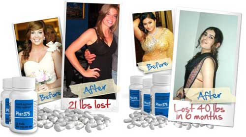 Phen375 has helps thousands of people from all over the world to lose weight