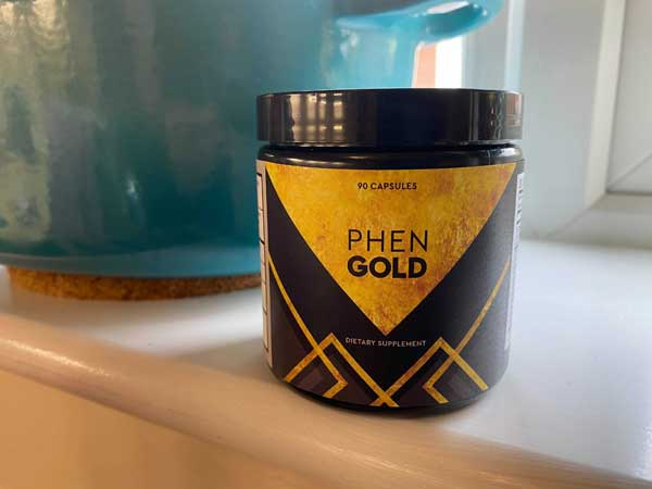 PhenGold 90 capsules