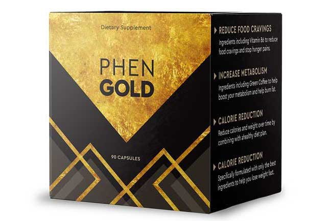 PhenGold Dietary Supplement