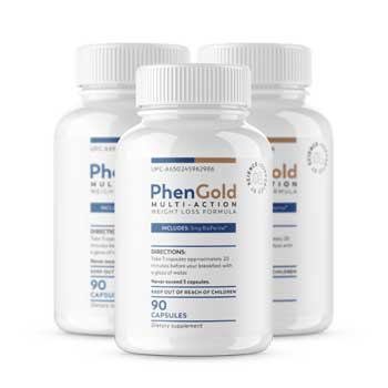 Phen Gold for NZ and Australian customers